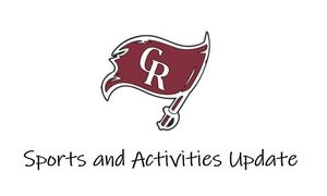 Sports and Activities Update