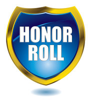Central High School Q1 Honor Roll
