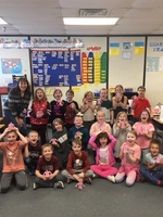 Central Elementary Celebrates Valentines Day