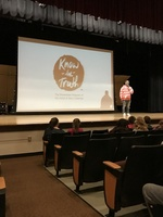 Know the Truth speaks to Central Students