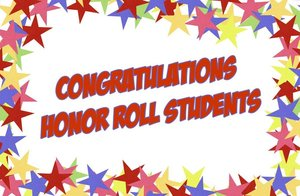 Middle School Q2 Honor Roll