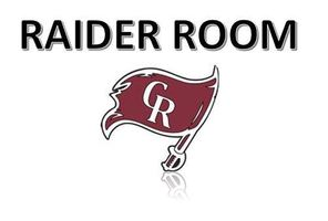 Raider Rooms are open at Central